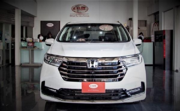 Honda Odyssey Meluncur di Thailand, Harganya Rp1,26 Miliar