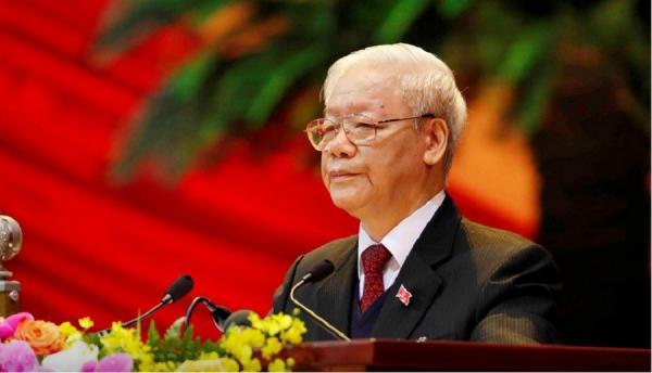 Presiden Vietnam Nguyen Phu Trong Terpilih Jadi Sekjen Partai Komunis untuk Ketiga Kali