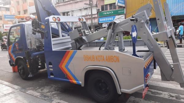 Siap-Siap, Beberapa Jalan di Kota Ambon Akan Jadi Kawasan Tertib Lalu Lintas