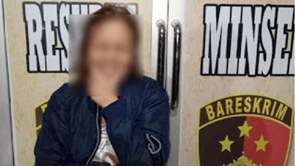 Duh, Ibu Rumah Tangga di Minsel Ditangkap Polisi saat Rekap Togel