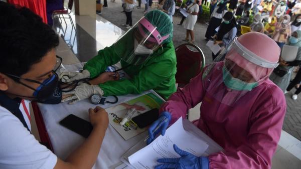 Alhamdulillah, Insentif Tenaga Kesehatan Tahun 2020 di Lampung Cair