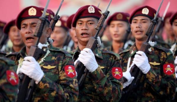 Tentara Junta Myanmar Bentrok dengan Penduduk Desa, Sejumlah Orang Tewas