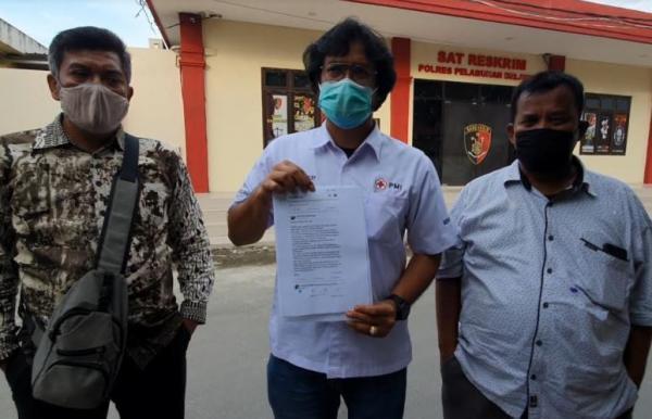 Pemuda di Medan Belawan Dilaporkan Polisi Gegara Posting Hina PMI