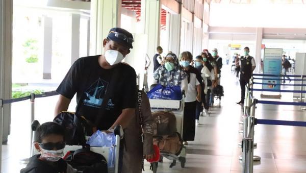 Bandara Ngurah Rai Layani 157.000 Penumpang Selama Februari 2021, Terbanyak saat Imlek