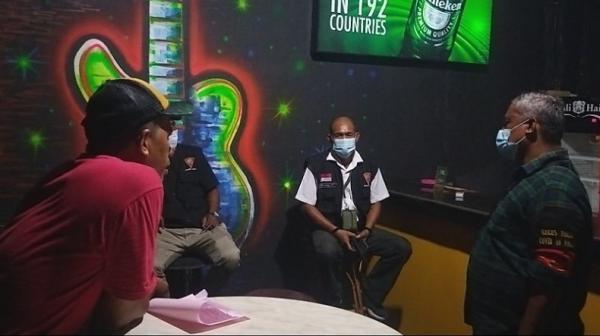 Langgar PSBB Transisi, Tempat Karaoke di Ambon Terancam Ditutup