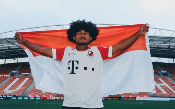 Bagus Kahfi Dilarang Tiru, 3 Pemain Indonesia Ini Punya Rapor Jeblok di FC Utrecht