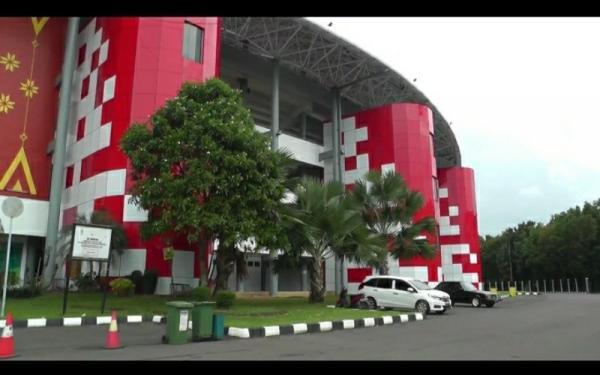 Wajah Baru Stadion GSJ usai Renovasi, Kesan Mewah Tanpa Pertandingan