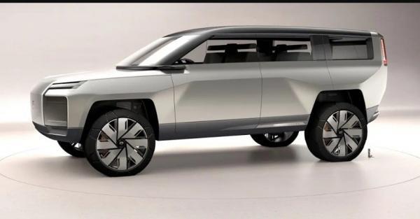Bekas Anak Magang Volvo Rancang Mobil Khusus Konsumen Berjiwa Petualang