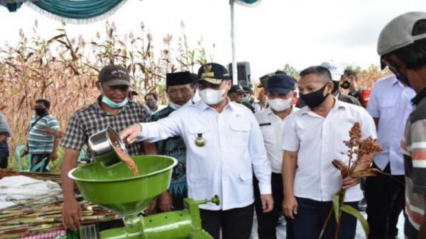 Terbaik, Nilai Tukar Petani Babel Tertinggi di Indonesia