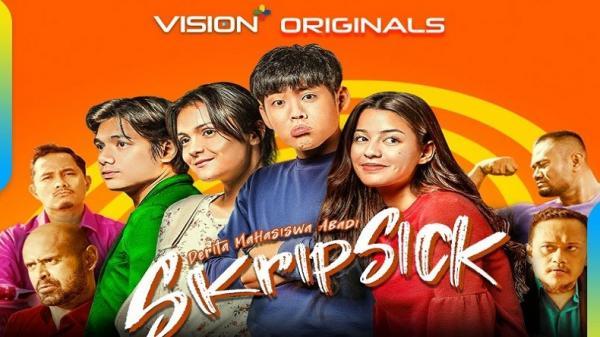 Jadi Magnet Pencinta Film Tanah Air, Original Series Skripsick di Vision+ Bikin Penonton Terhibur