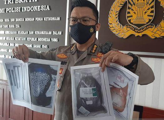 Densus 88 Dalami Keterlibatan 5 Tersangka Teroris di Aceh