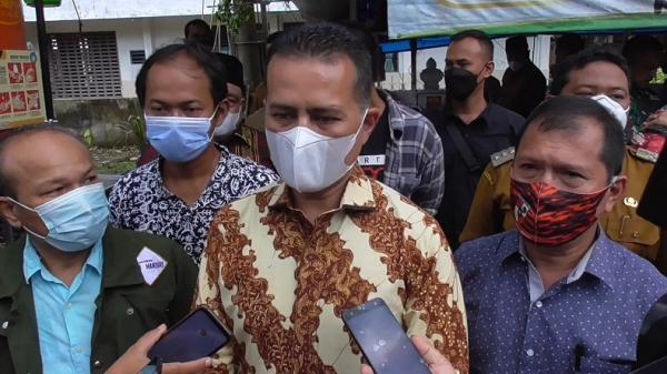 Sambangi Warkop Jurnalis, Wagub Sumut: Wartawan Divaksin Covid-19 Bulan Maret