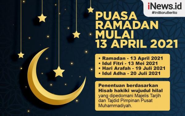 Jadwal Puasa 2021, Simak Bacaan Niat Puasa Ramadhan 1442 ...