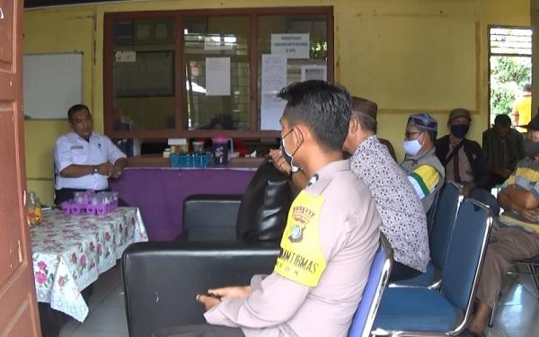 Warga Kelurahan Berok Tolak Tambang Timah Ilegal Kolong Kenari Koba