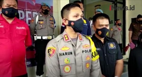 Video Polisi Bekuk 2 Tersangka Pembuang Limbah APD di Bogor