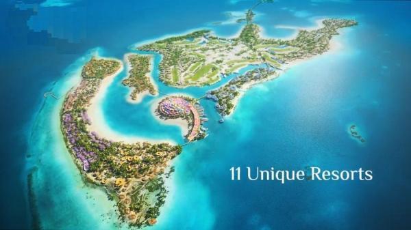 Dapat Green Loan Rp54,6 Triliun, Arab Saudi Bangun 16 Hotel Mewah untuk Genjot Pariwisata
