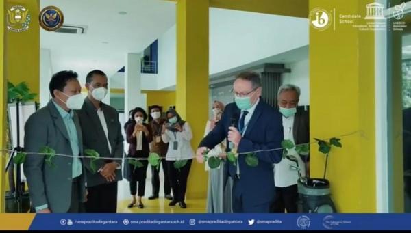 SMA Pradita Dirgantara Siapkan Program Destination France, Kedutaan Prancis Ikut Hadir