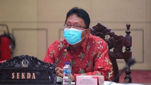 Masa Jabatan Olly Berakhir, Edwin Silangen Ditunjuk Mendagri Jadi Plh Gubernur Sulut