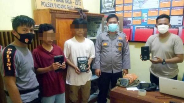 Bobol Sekolah, Bocah 13 Tahun di Bengkulu Bawa Kabur 19 Unit Tablet