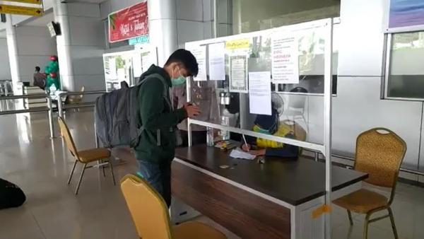 Diduga Pakai Surat Keterangan Rapid Test Antigen Palsu, 18 Siswa IPDN di Palu Gagal Terbang