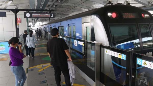 MRT Jakarta Gandeng Hutama Karya Garap Proyek Bundaran HI-Kota