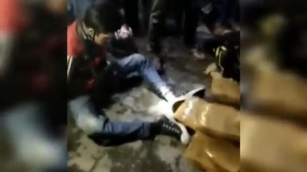 2 Mahasiswa Kurir Narkoba Tertangkap di Pasaman, Bawa 13 Kg Paket Ganja
