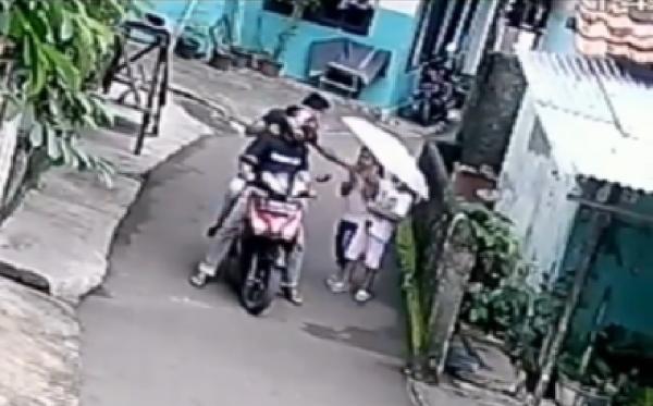 Viral Jambret Perhiasan Anak di Kebagusan, Polisi Periksa CCTV