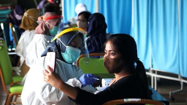 Pemprov Bali Targetkan 50.000 Orang Disuntik Vaksin Covid per Hari