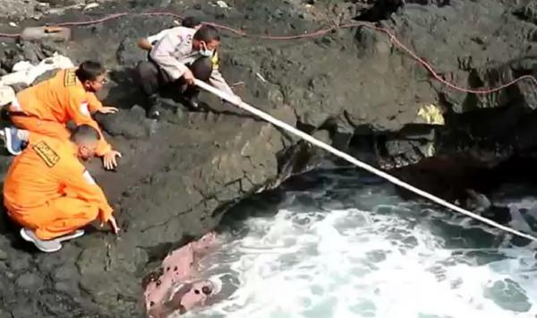 7 Hari Berlalu, Pencarian 3 Pemancing Hilang di Pantai Mimba Karangasem Dihentikan