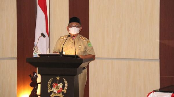 Akhiri Masa Tugas sebagai Wali Kota Medan, Ini Kata Akhyar Nasution