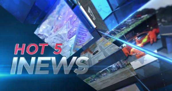 HOT 5 iNews, Sejumlah Desa di Pati Kebanjiran dan Rampok Modus Prostitusi Online Dibekuk