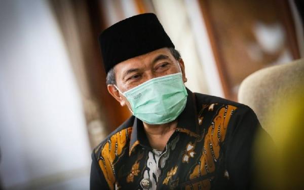 Belum Semua Sektor Ekonomi di Bandung Direlaksasi, Wali Kota Oded: Sabar