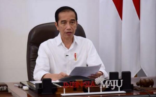 Hari Pendidikan Nasional, Jokowi Minta Siswa Tak Patah Semangat saat Pandemi