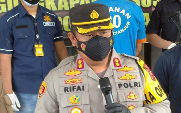 Gelapkan Dana Desa Rp304 Juta, Mantan Kades Bunisari Cianjur Ditangkap Polisi