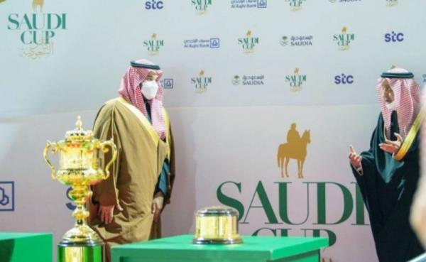 Kuda Mishriff Saudi Menangkan Lomba Pacuan Paling Bergengsi di Dunia Berhadiah Rp277 Miliar