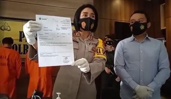 Surat Rapid Antigen Palsu Beredar di Pelabuhan Padangbai, 3 Pelaku Diamankan