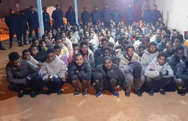 Penjara Rahasia Digerebek Aparat, 156 Migran Dibebaskan dari Perdagangan Manusia