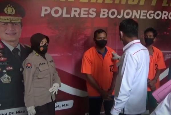 Video Gadis Keterbelakangan Mental Diperkosa hingga hamil di Bojonegoro