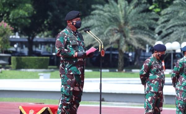 Lepas 175 Prajurit Penjaga Perdamaian ke Kongo, Panglima TNI: Bukan Tugas Mudah