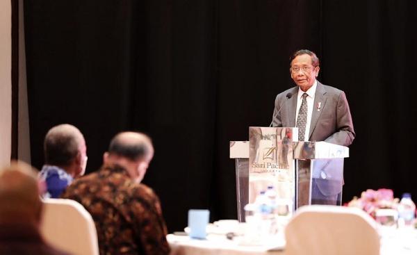 Mahfud MD Janji Tindak Tegas Oknum yang Salahgunakan Dana Otsus Papua