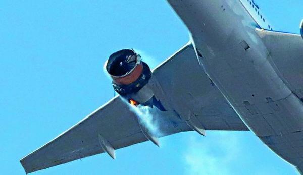 Insiden Jatuhnya Bagian Mesin Pesawat Boeing 747 di Belanda Tak Terkait dengan 777 di AS