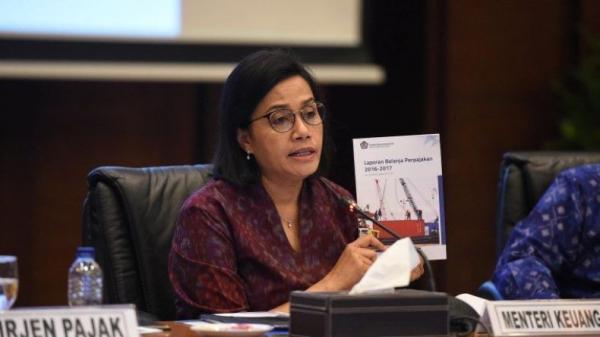 Sri Mulyani Waspadai Risiko Kenaikan Utang Pemerintah Rp1.200 Triliun dalam Setahun