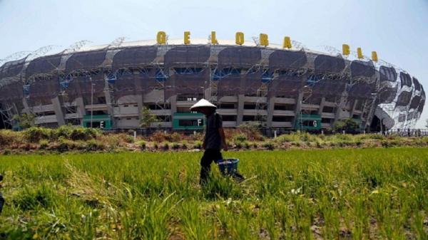 Lelang Stadion GBLA Bandung Masih Tunggu Hasil Studi Kelayakan