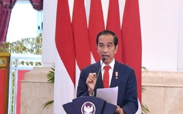 Jokowi Janji Bantu Pondok Pesantren Terdampak Pandemi Covid-19
