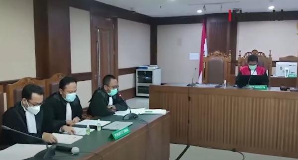 Video Dua Penyuap Juliari Batubara Didakwa Berikan Uang Rp3,2 Miliar