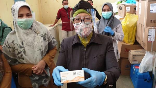 Cimahi Dapat 12.300 Dosis Vaksin, Hanya Cukup untuk 5.000 Orang