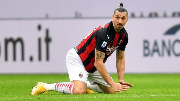 Ibrahimovic dan Bennacer Absen Bela AC Milan Lawan Sassuolo