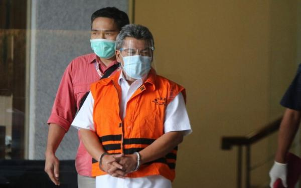 Jaksa KPK Kawal Wabup OKU Terpilih Pelantikan di Luar Rutan