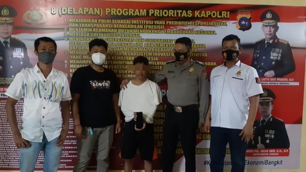 Ancam Sebar Foto Bugil Pacar, Mahasiswa UIN Padang Ditangkap Polisi