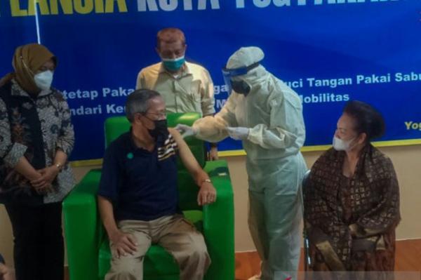 Percepat Capai Target, Satgas Covid-19 Yogya Gencarkan Vaksinasi Massal